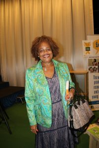 Julia Duncann-Cassell, the Liberian Minister of Gender & Development.