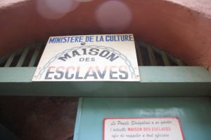 Maison des esclaves - Gorée Island