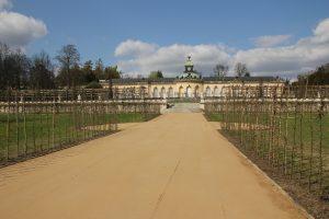 Schloss Sanssouci - Potsdam