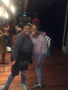 Me and Debbie Ohiri (@Debbieohiri)