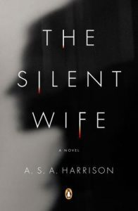 The silent wife - book cover
