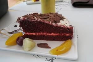 Aroma Coffee & Cake - Red Velvet Cake
