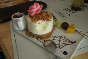 Aroma Coffee & Cake - Cheese Cake