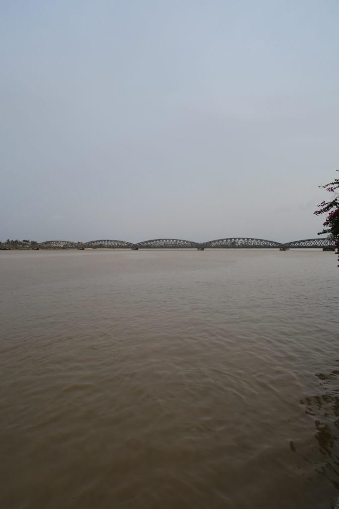 Pont Faidherbe Sénégal river