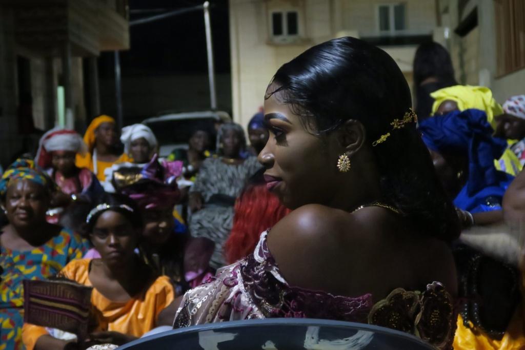 Senegalese baptism - nguenté